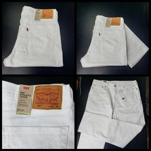 New, Levi's 541 Athletic Taper, MSRP $69.50, stret
